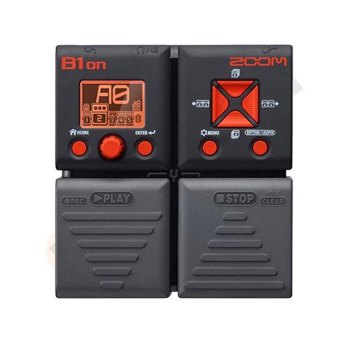 Процессор эффектов Zoom B1on для бас-гитары