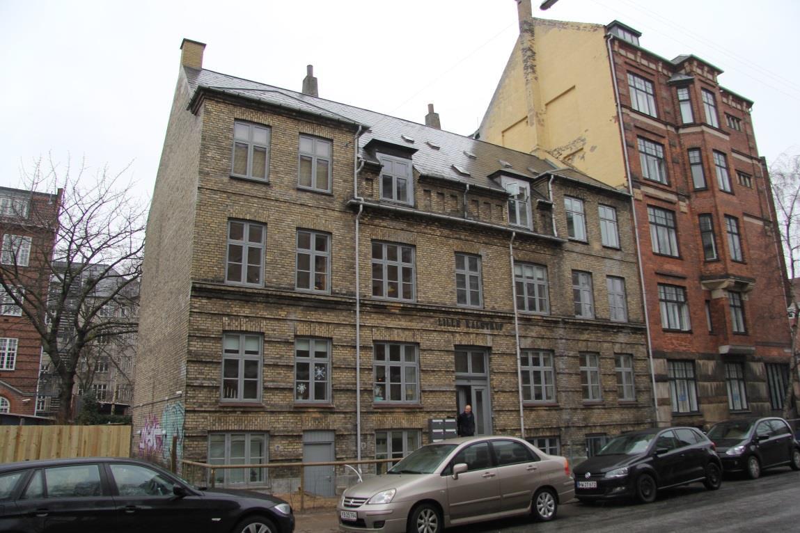Ingemannsvej facade