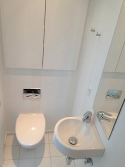 Badeværelse st. og 1. sal