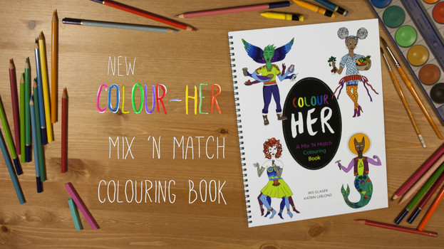 Color-Her Ad