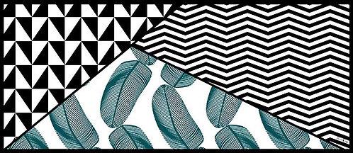 Tapis vinyle Palm Original