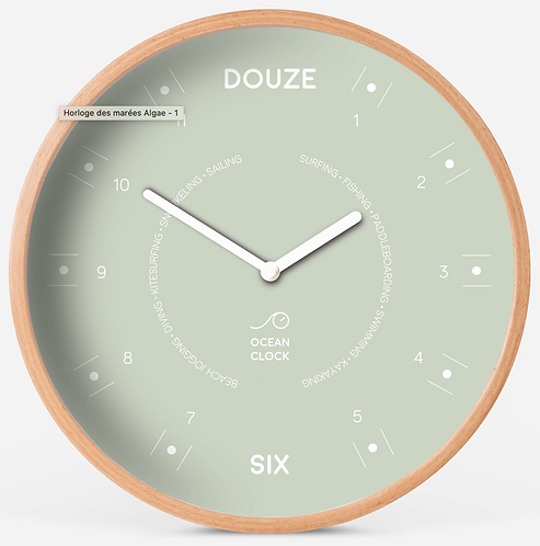 Horloges OCEAN CLOCK