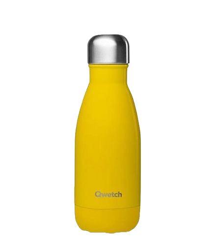 Bouteilles isothermes Qwetch 260ml unies