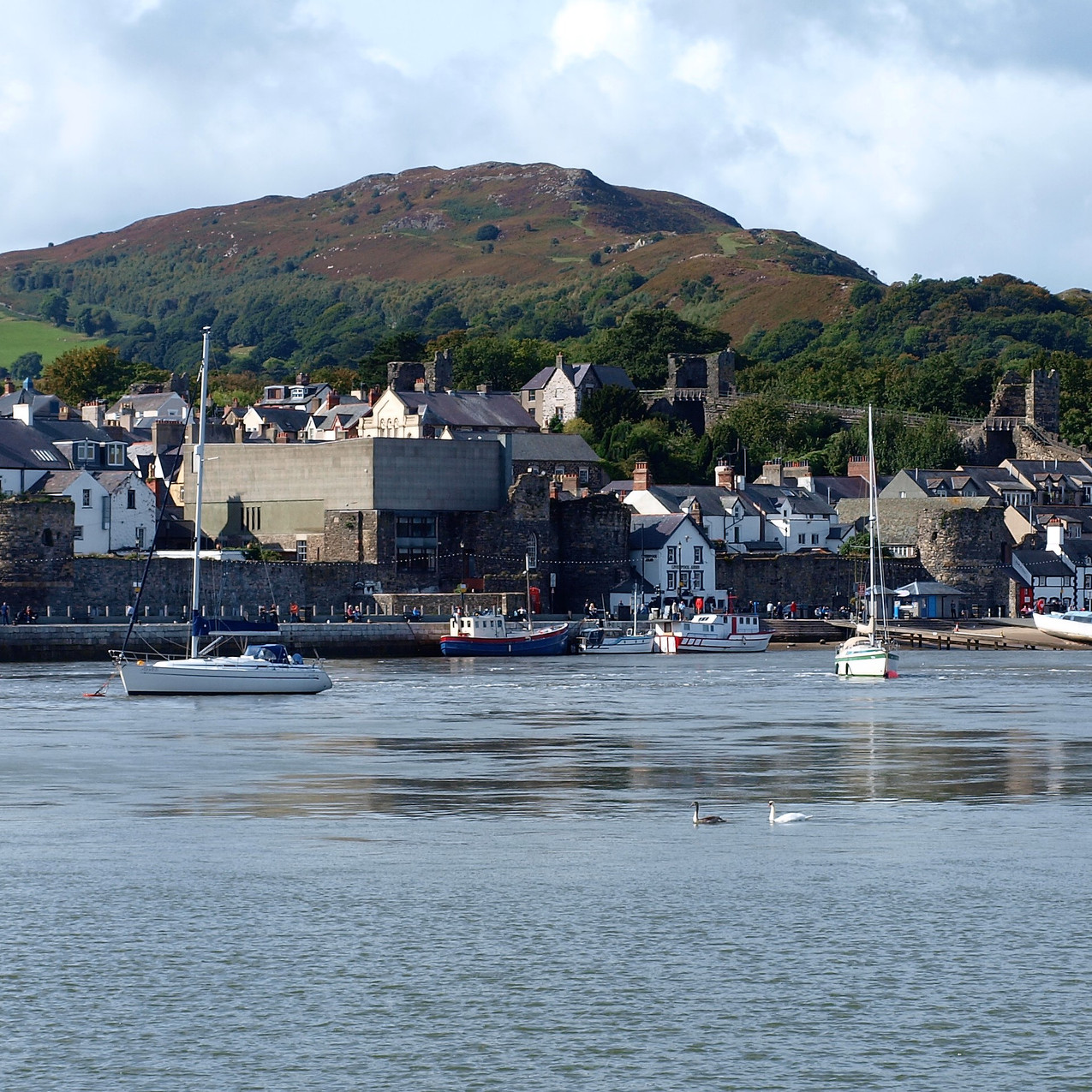Historic Medieval Town of Conwy