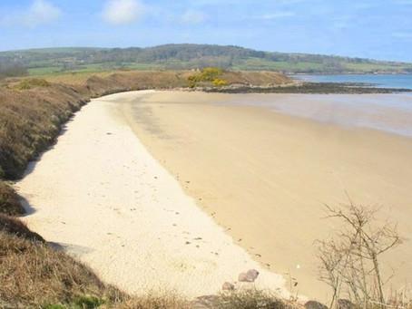 Perfect Welsh beach named the UK's best-kept secret!
