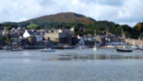 Conwy Quayside, North Wales