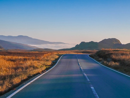 Lonely Planet rates North Wales among the best places in the UK to take a road trip!!