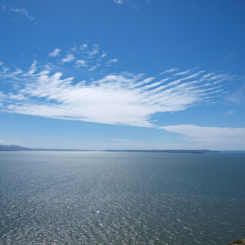 Anglesey From the Great Orme