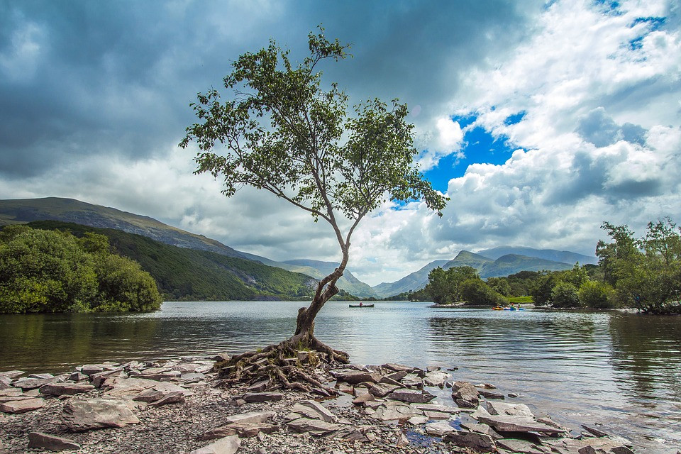 Relax and unwind in Snowdonia