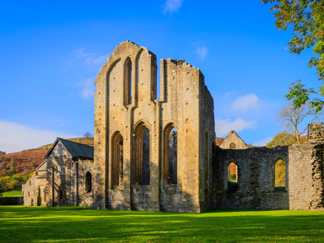 Vallee Crucis Abbey re-opening on the 7th of June!