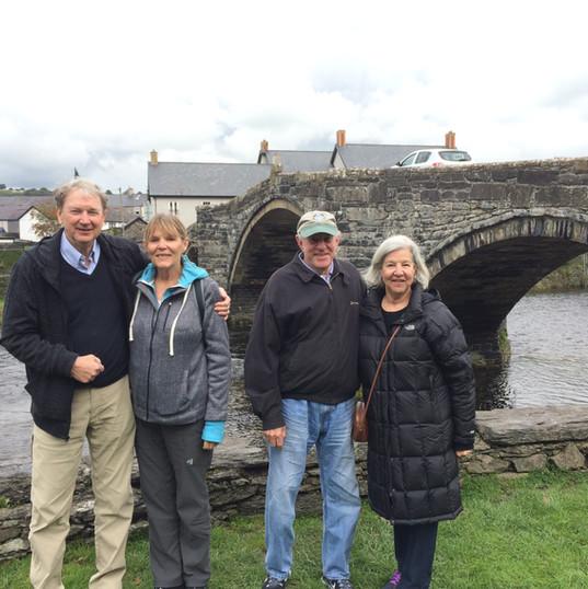The Inigo Bridge, Llanrwst