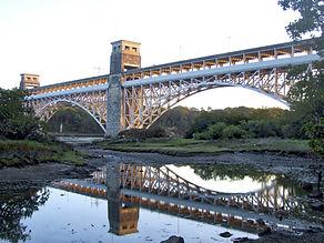 The Second Britannia Bridge, Anglesey