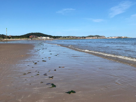 Colwyn Bay Beach Water Quality Rated as Excellent in Recent 'National Resources Wales' Testing!!