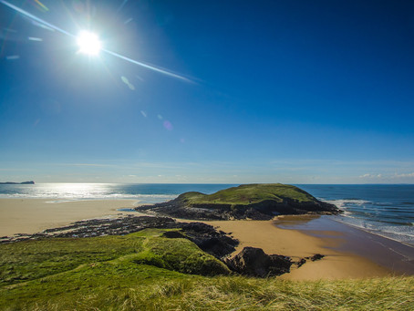 North Wales to be warmer than Athens as region set for hottest day of year!