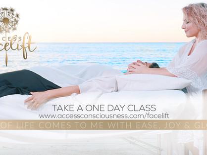 Méthode Access Facelift ® ( lifting facial énergétique ) qu'est ce que c'est ?