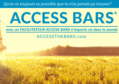 Méthode Access Bars® qu'est ce que c'est ?