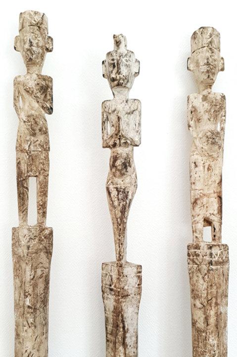 Statue XL - Bois