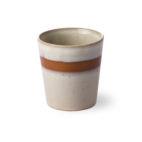 Mug Grès 70's Vintage