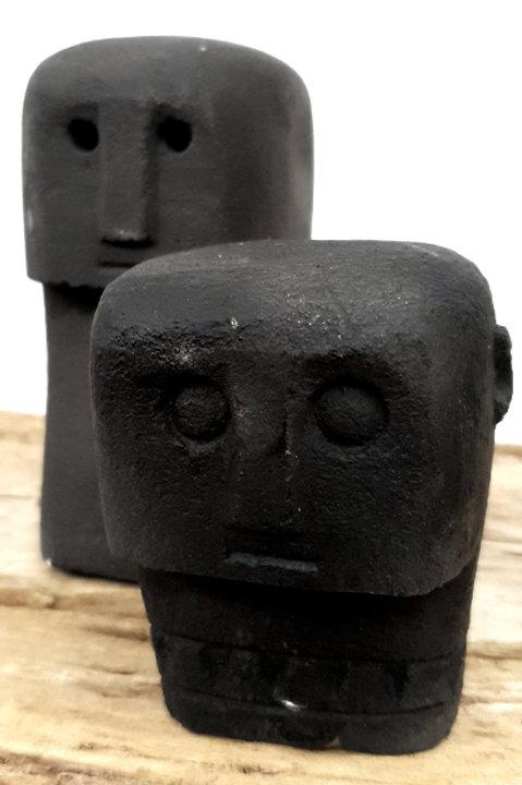 Statue Sumba - Black - I