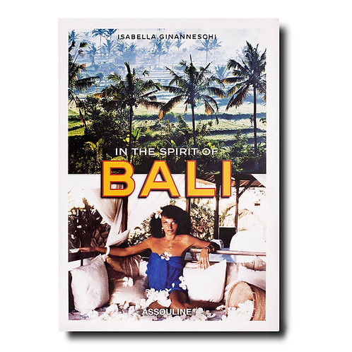 Livre Bali - Assouline
