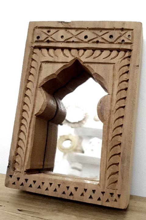 Miroir Bois Sculpté - N.4