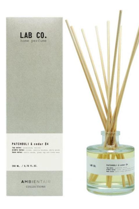 Diffuseur - Patchouly & Cedar - 100ML
