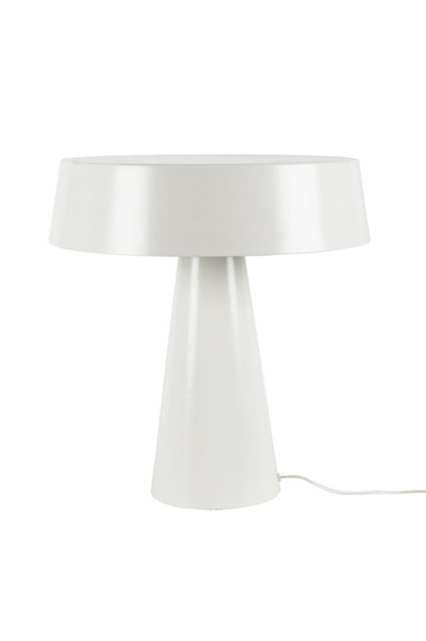 Lampe à Poser Métal - White