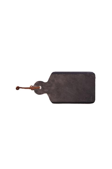 Petite Planche Marbre - Black