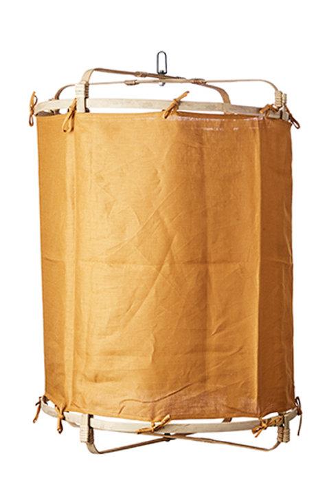 Lanterne Bambou - Occre - L