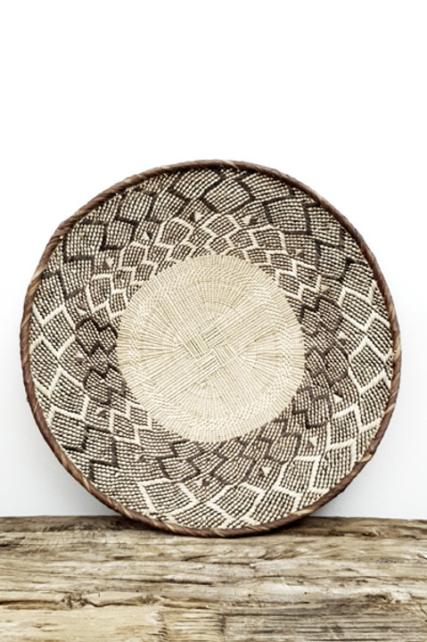 Déco Murale - Tonga Naturel - N.8 - 40cm