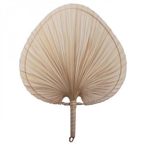 Eventail Plissé Palm - GM
