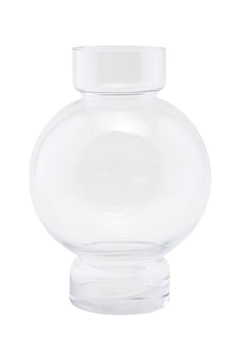Vase Bubble Verre - N.I