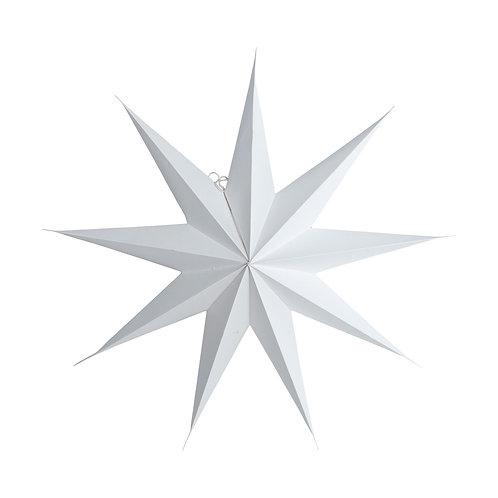 Etoile Papier - White - 45cm