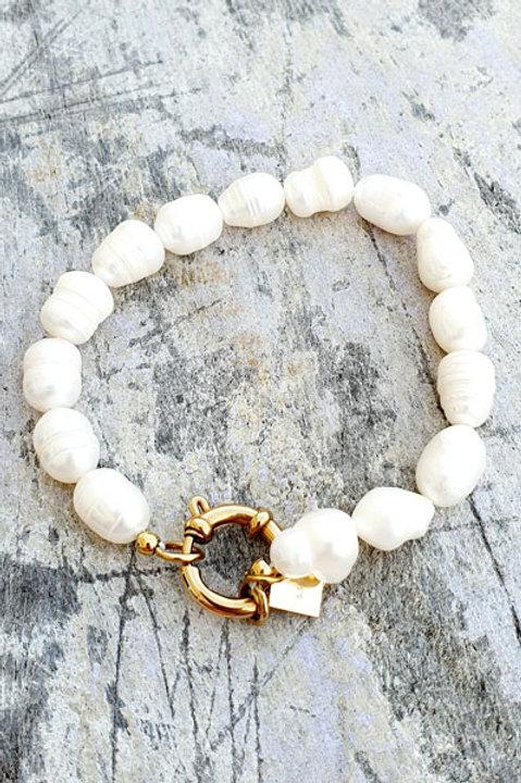 Bracelet Chainette - Perles
