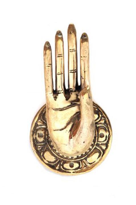 Patère Boho Hand