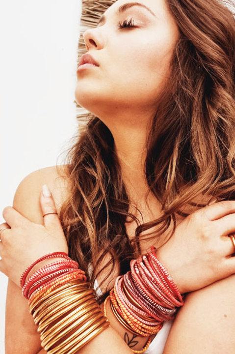 Bracelets Mopti - Safran