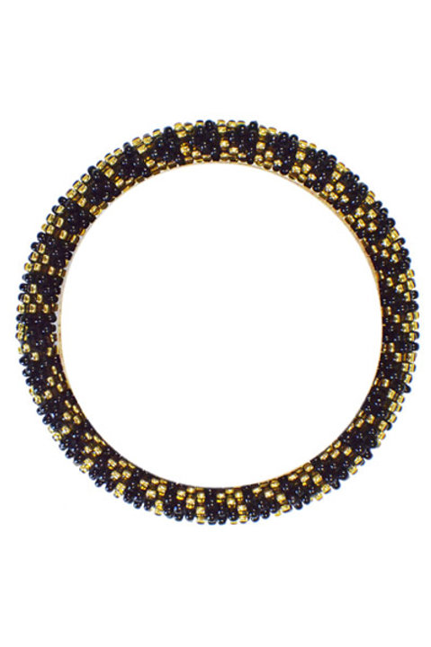 Bracelet Perles de Verre du Nepal - 087