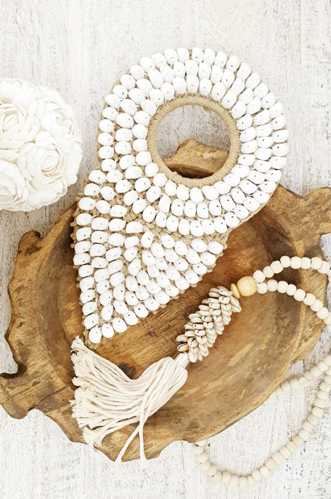 Collier Papou Coquillage