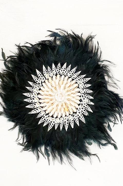 Juju Hat Coquillage - M - Black