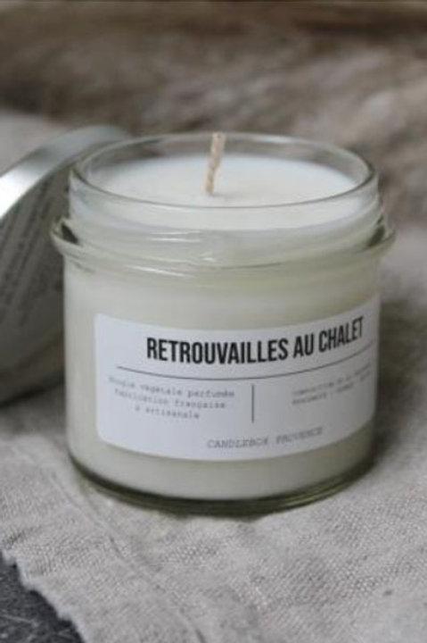 Bougie - RETROUVAILLES AU CHALE