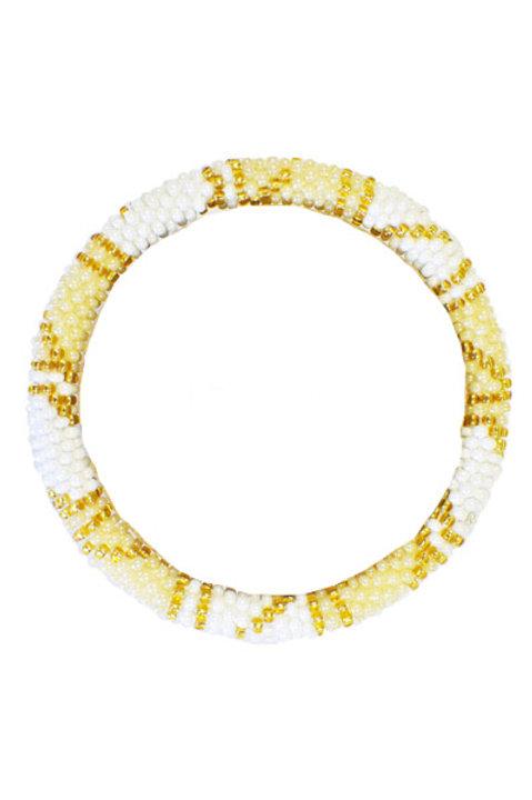 Bracelet Perles de Verre du Nepal - 020