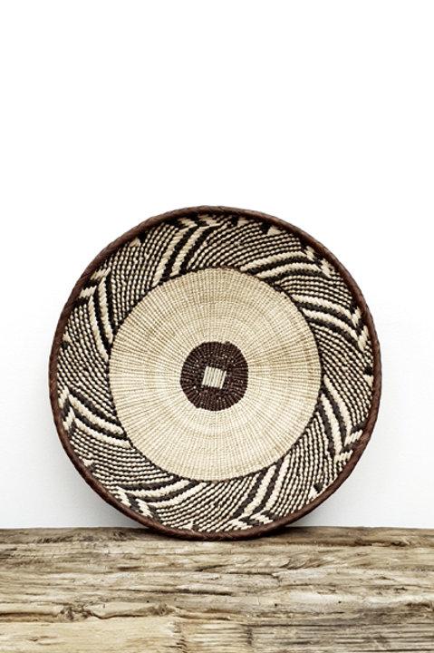 Déco Murale - Tonga Naturel - N.2 - 30cm