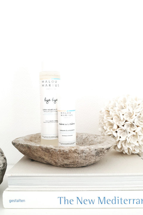 Lotion Micellaire 3 en 1: Démaquille, Apaise & Hydrate
