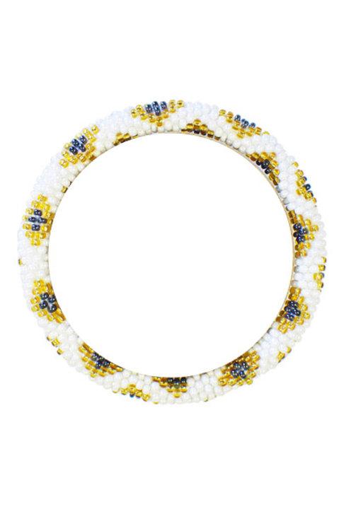 Bracelet Perles de Verre du Nepal - 061