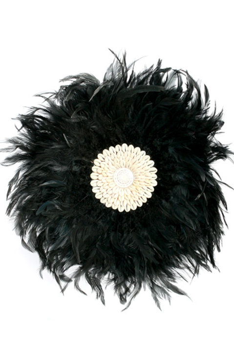 Juju Hat Coquillage - S - Black