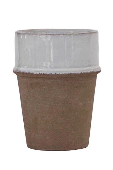 Mug Beldi Ceramique - Blanc
