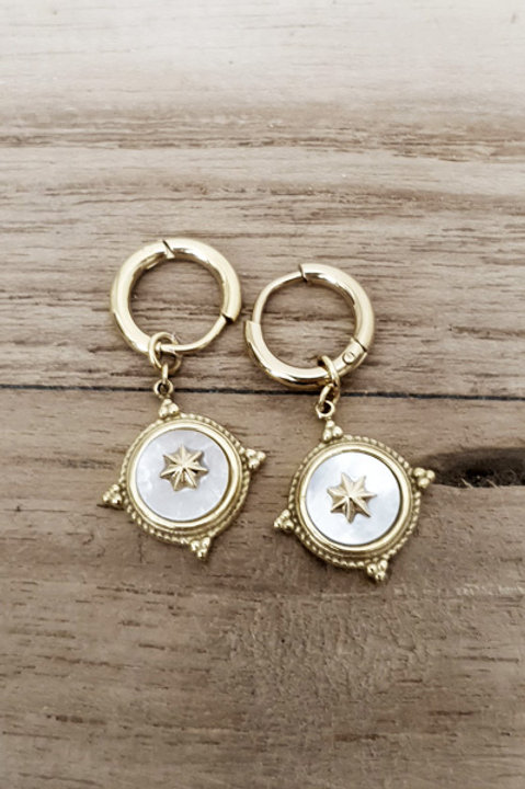 BO Mini Nacre Etoile Gold