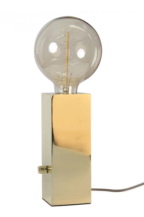 Lampe à Poser - Laiton