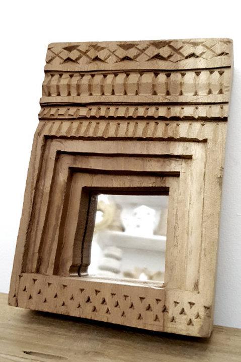 Miroir Bois Sculpté - N.5