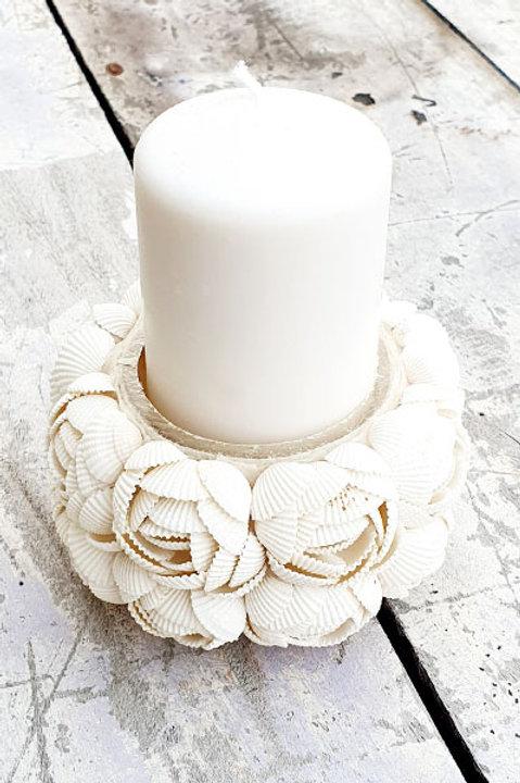 Bougeoir/Petit Pot Coquillage